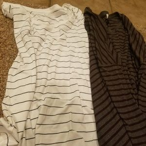 Old Navy t-shirts M & L